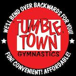 Tumble Town Gymnastics Logo